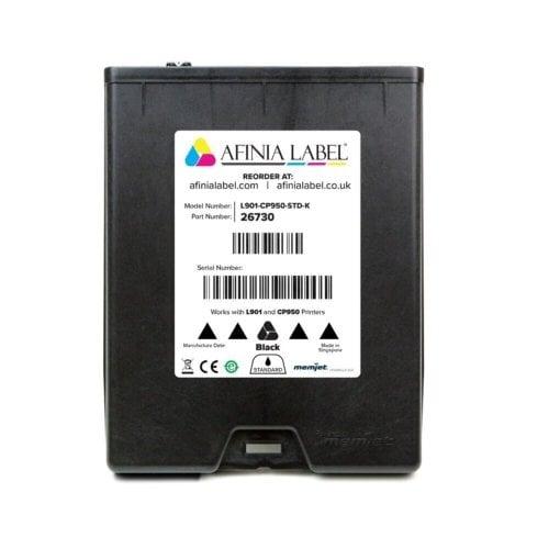 Afinia Label L901/CP950 Standard Black Memjet Ink Cartridge (AFN26730), Afinia Label brand Image 1