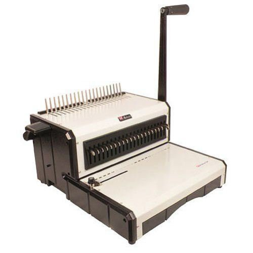 Akiles Manual Plastic Comb Binding Machine (ALPHABIND-CM) Image 1