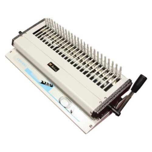Comb Binding Machine Heavy Duty Image 1