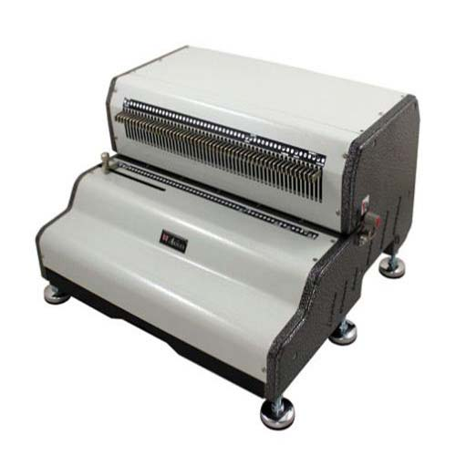 Akiles CoilMac ECP41-Plus Heavy Duty Electric Coil Punch Machine (CoilMac-ECP41+) Image 1
