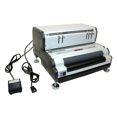 Akiles CoilMac EPI Heavy Duty Electric Coil Punch & Inserter - Open Box (MYR-CoilMacEPI), Clearance Equipment Image 1