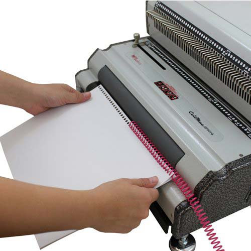 akiles coil binding machine