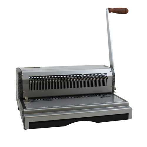 Akiles Coilmac Plus Manual Oval Hole Coil Binding Machine (Coilmac-M+)