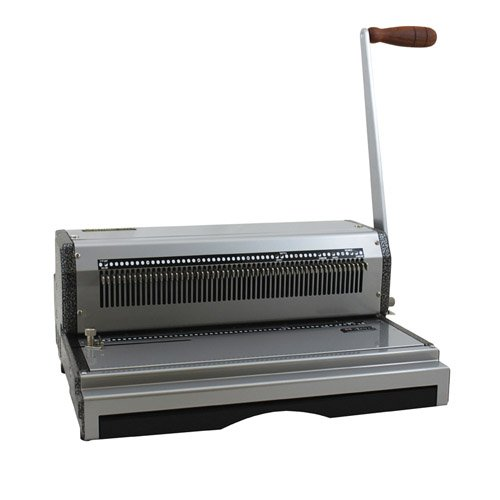 Oval Hole Coil Binding Machine Image 1