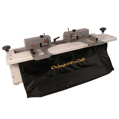 Akiles Crimp@Coil Heavy Duty Automatic Coil Crimper (CRIMPACOIL)
