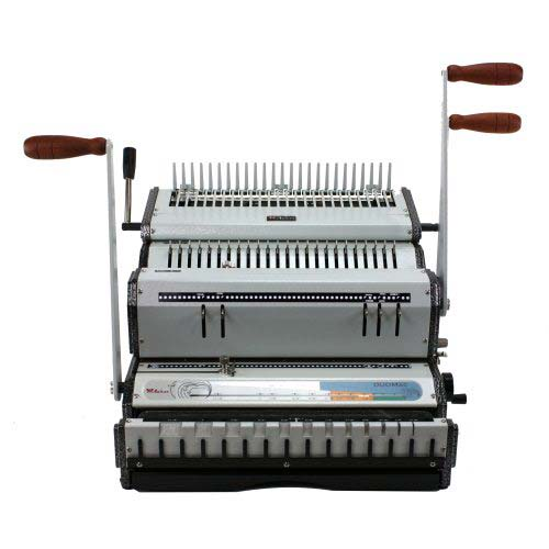 Plastic Coil Binding Machine Image 1