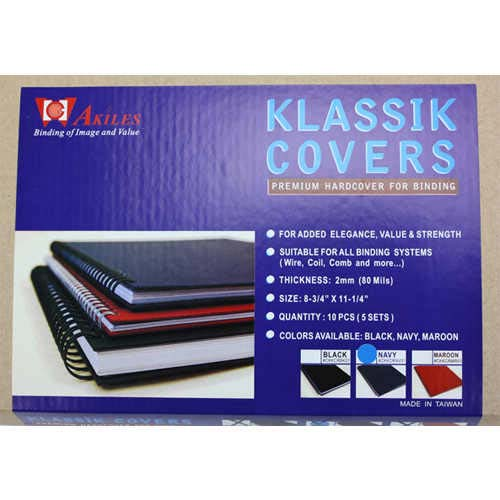 Klassik Hard Covers Image 1