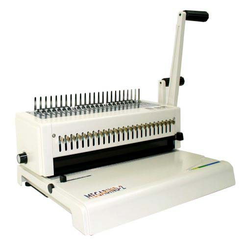 Akiles Comb Binding Machine Image 1