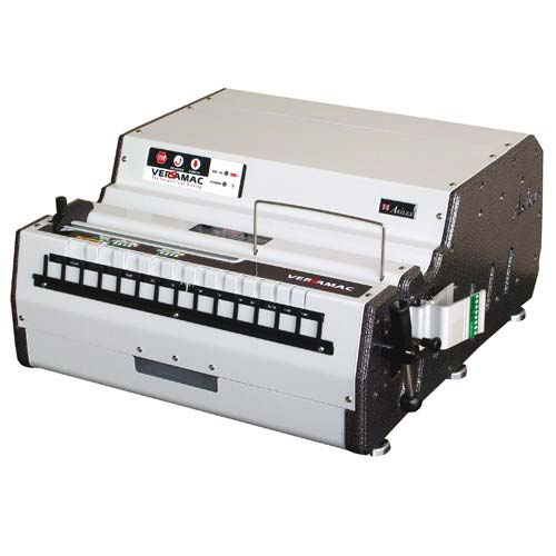 Akiles VersaMac Heavy Duty Interchangeable Die Binding Punch (AKVERSAMAC)
