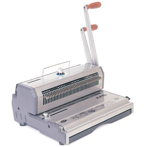 Wire Binding Machine and Punch Image 1