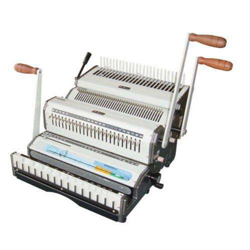 Comb Binding Machine Adjustable Margin Control Image 1