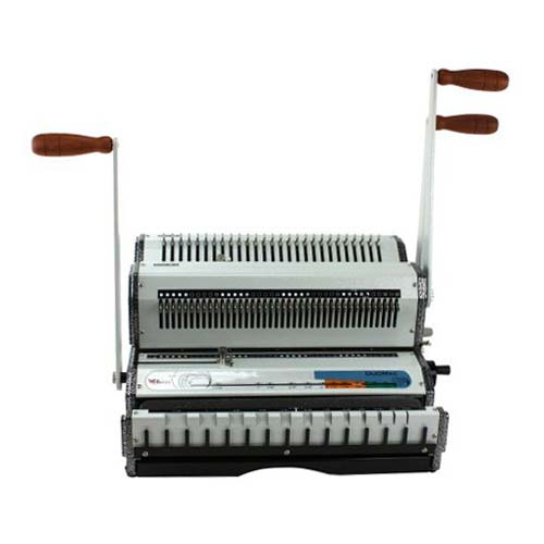 Akiles WireMac-Duo Combo Wire Binding Machine (AKWMD), Binding Machines Image 1