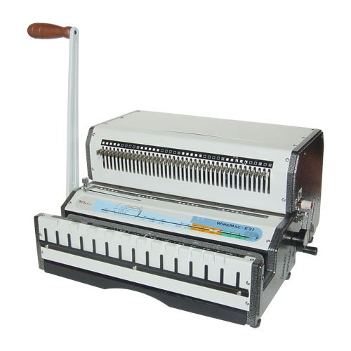 Akiles WireMac E 3:1 Electric Wire Binding Machine (WIREMACE31) Image 1