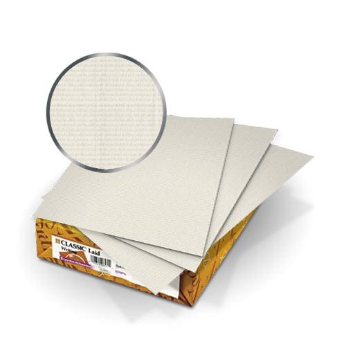 Neenah Paper Antique Gray Classic Laid 80lb A4 Size Covers - 50pk (MYCLCA4AG80) Image 1