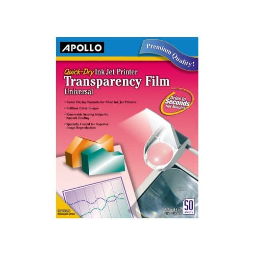 Apollo Transparency Film Image 1