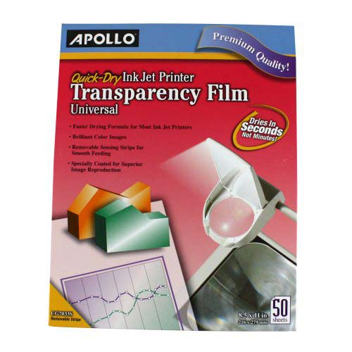 Ink Jet Transparency Film Image 1