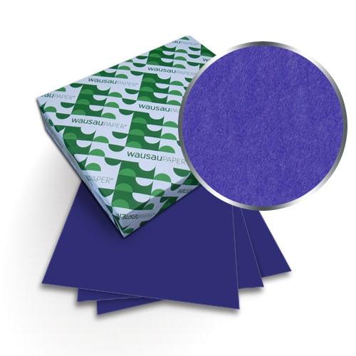 Neenah Paper Astrobrights Blast-off Blue A4 Size 65lb Covers - 50pk (MYABCA4BOB) Image 1