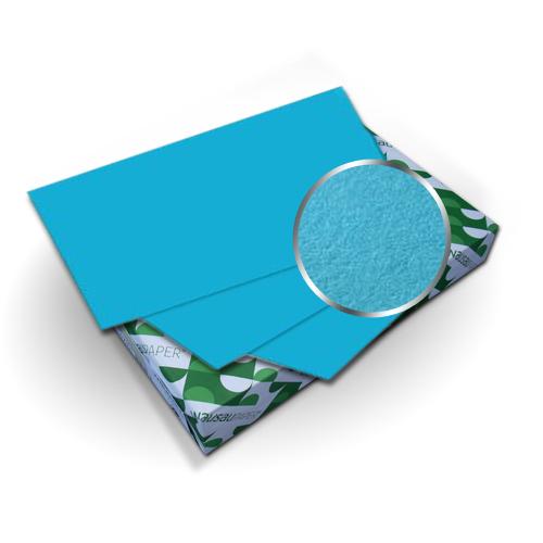 "Neenah Paper Astrobrights Celestial Blue 11"" x 17"" 65lb Cover - 50pk (MYABC11X17CB)"