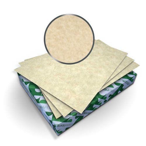 "Neenah Paper Astroparche Aged 8.5"" x 11"" 65lb Cover - 50pk (MYAPC8.5X11A) - $20.59 Image 1"