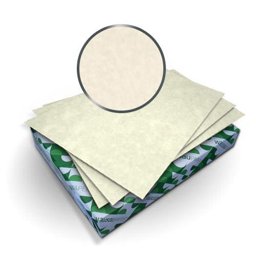 "Neenah Paper Astroparche Natural 5.5"" x 8.5"" 65lb Cover - 50pk (MYAPC5.5X8.5NA) - $17.09 Image 1"