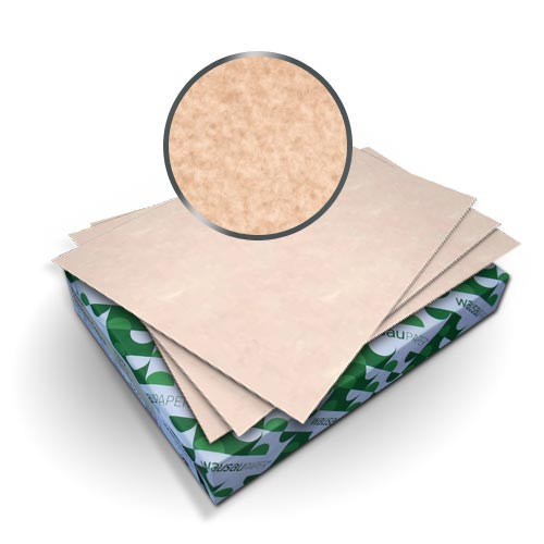 Neenah Paper Astroparche Sand 65lb Covers (MYAPCSD) - $17.09 Image 1