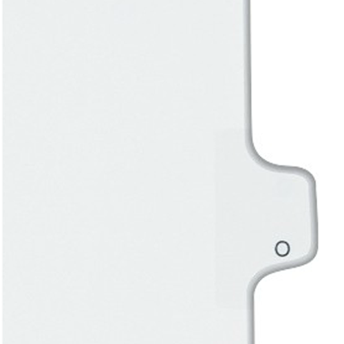 Avery O Individual Legal Index Allstate Style Dividers 25pk (AVE-82177) - $2.75 Image 1