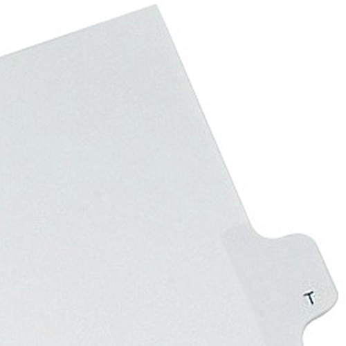 Avery T Individual Legal Index Allstate Style Dividers 25pk (AVE-82182) - $2.75 Image 1
