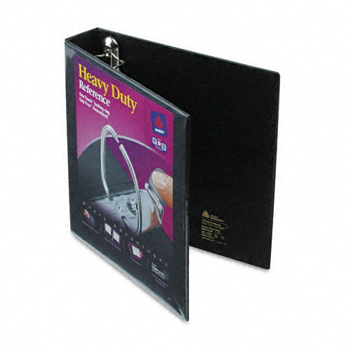 "Avery 1-1/2"" Black One Touch Heavy Duty EZD View Binder 12pk (AVE-79695) Image 1"