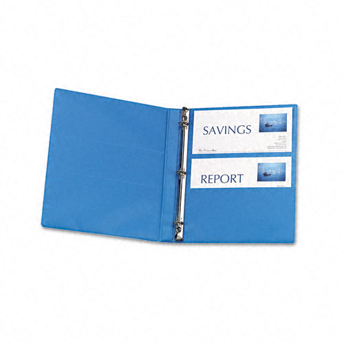 Light Blue Avery View Binders