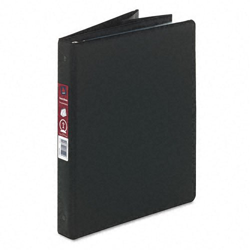 "Avery 1"" Black Easel Presentation Binders 12pk (AVE-12880) Image 1"