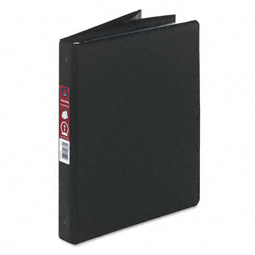 "Avery 1"" Black Easel Presentation Binders 12pk (AVE-12880)"