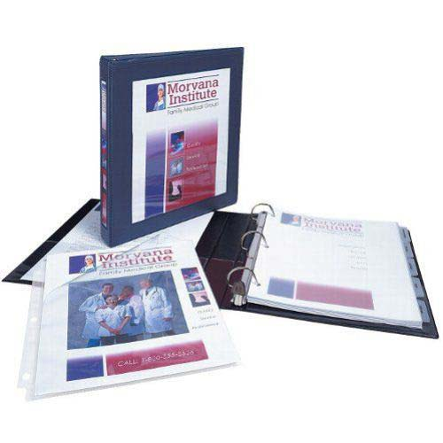 Framed One Touch EZD Ring View Binder