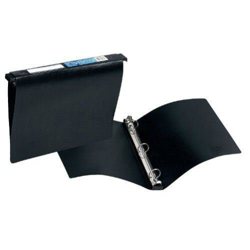 "Avery 1"" Black Hanging File Storage Binders 12pk (AVE-14801)"