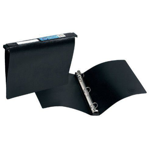 "Avery 1"" Black Hanging File Storage Binders 12pk (AVE-14801) Image 1"