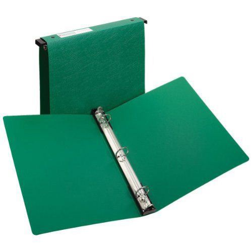 "Avery 1"" Green Hanging File Storage Binders 12pk (AVE-14802)"