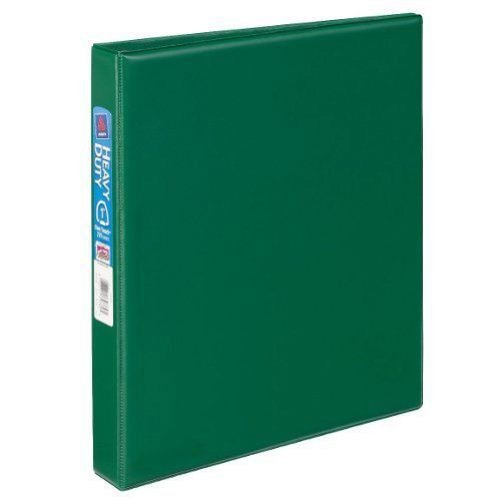 "Avery 1"" Green One Touch Heavy Duty EZD Binders 12pk (AVE-79789) Image 1"