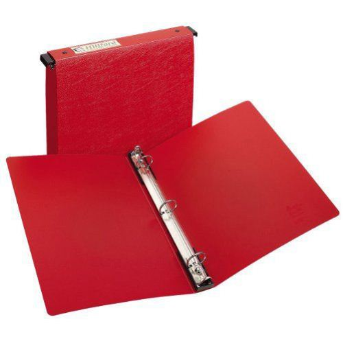 "Avery 1"" Red Hanging File Storage Binders 12pk (AVE-14803)"