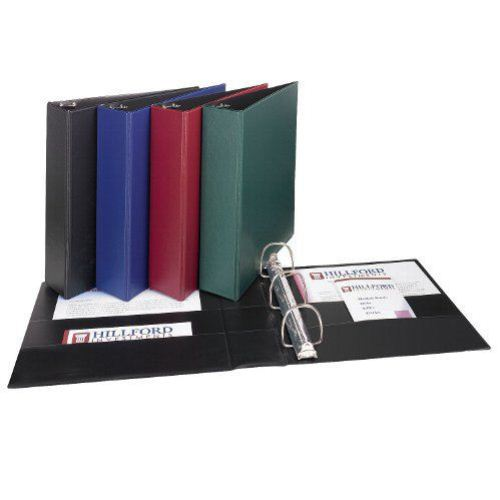"Avery 2"" Assorted Durable Slant Ring Binders 12pk (AVE-11558) Image 1"