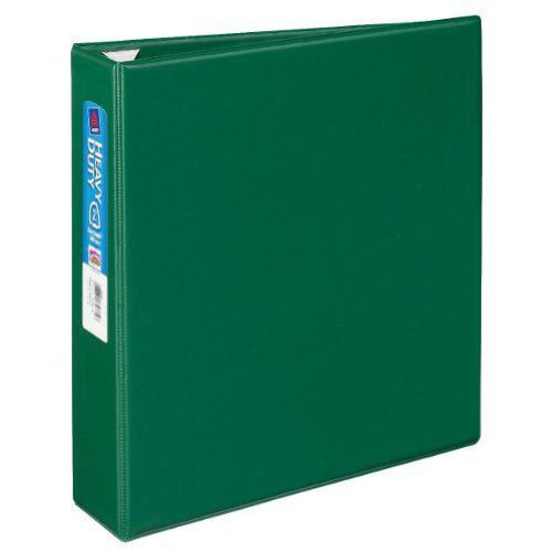 Green One Touch EZD Binder Image 1