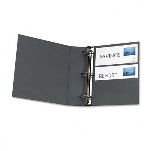 Gray Binder Covers Image 1