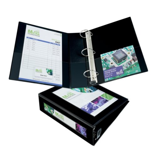 Avery Heavy Duty Binder with Gap Free Image 1