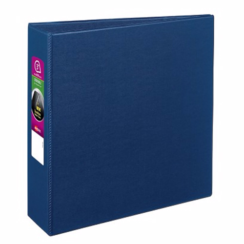 Ring Binder with Front Paper Image 1