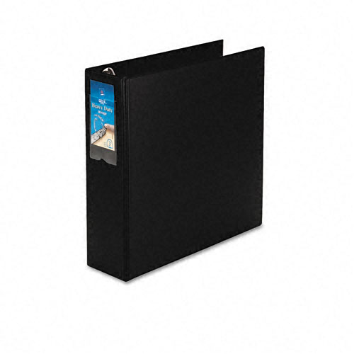 "Avery 3"" Black One Touch EZD Binders with Label Holders 4pk (AVE-79993) Image 1"