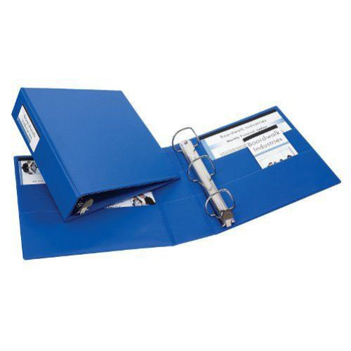 Blue One Touch EZD Binder