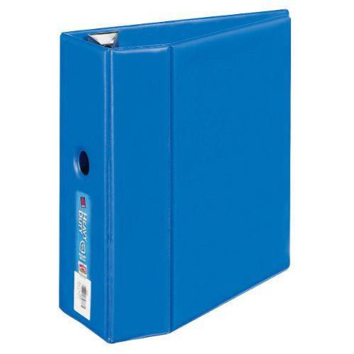 "Avery 5"" Blue One Touch Heavy Duty EZD Binders 2pk (AVE-79886) Image 1"