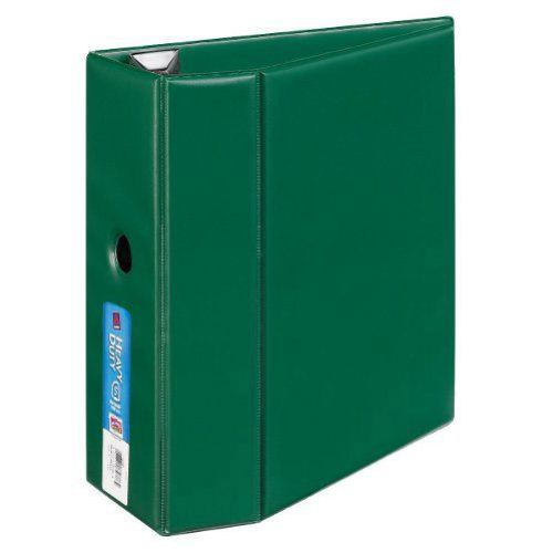"Avery 5"" Green One Touch Heavy Duty EZD Binders 2pk (AVE-79786) Image 1"