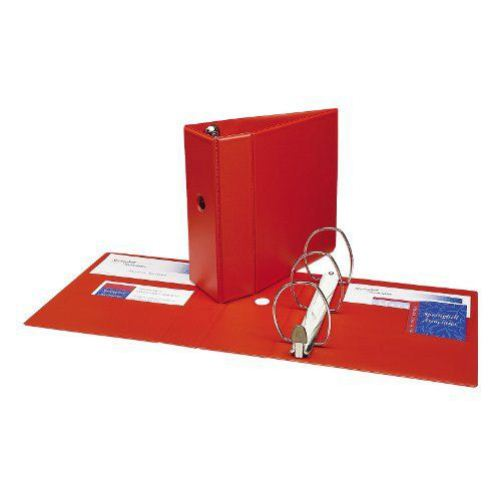 "Avery 5"" Red One Touch Heavy Duty EZD Binders 2pk (AVE-79586) Image 1"