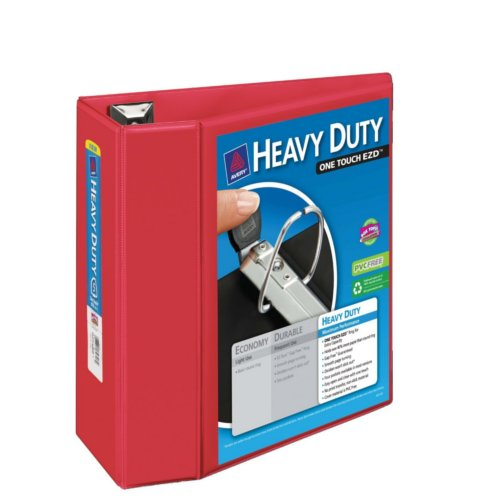 Heavy Duty Locking Binder Image 1