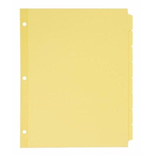 Avery 5 Tab Dividers Template Image 1
