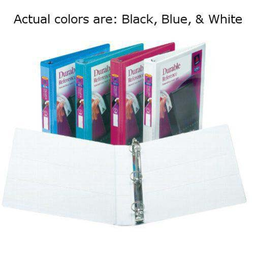 Page Dividers for Binders Image 1